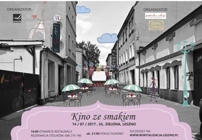 francuskie kino ze smakiem kino pod chmurką - Urząd Miasta Leszno