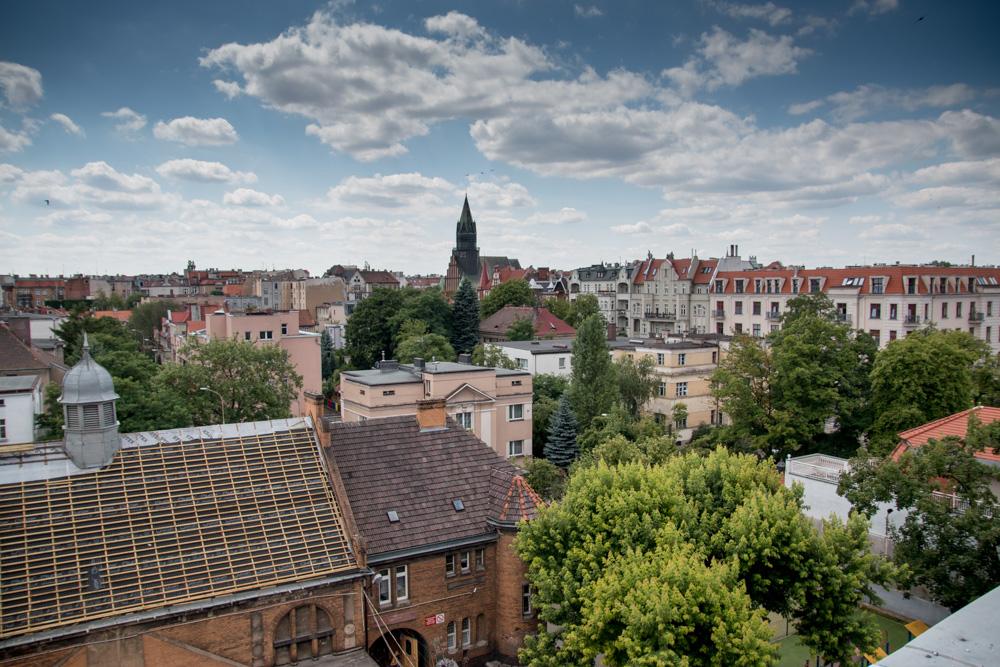 dachy łazarza panorama (8) - Tomasz Żmudziński