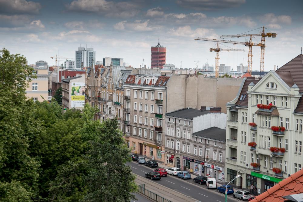 dachy łazarza panorama (12) - Tomasz Żmudziński