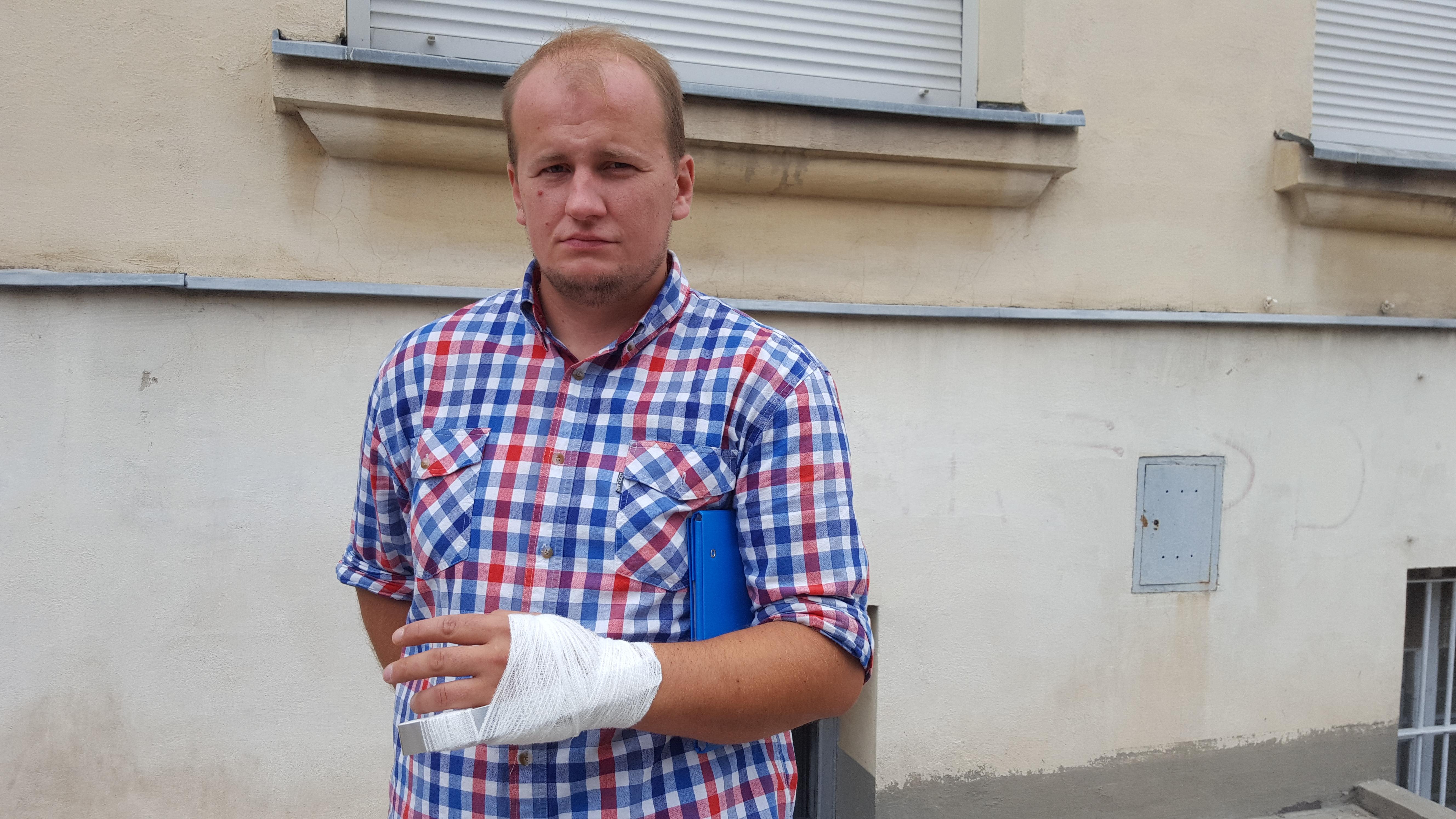 Michał Jędrkowiak