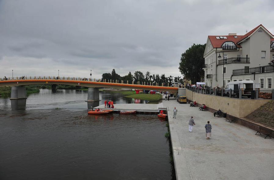 bulwary nadwarciańskie konin - Miasto Konin