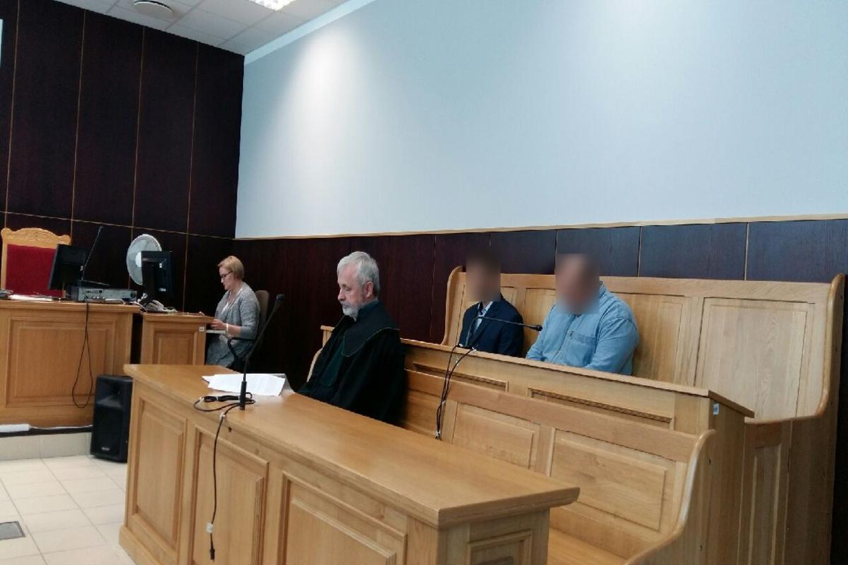 Rozprawa znieważenie zwłok Ewy Tylman - Magdalena Konieczna
