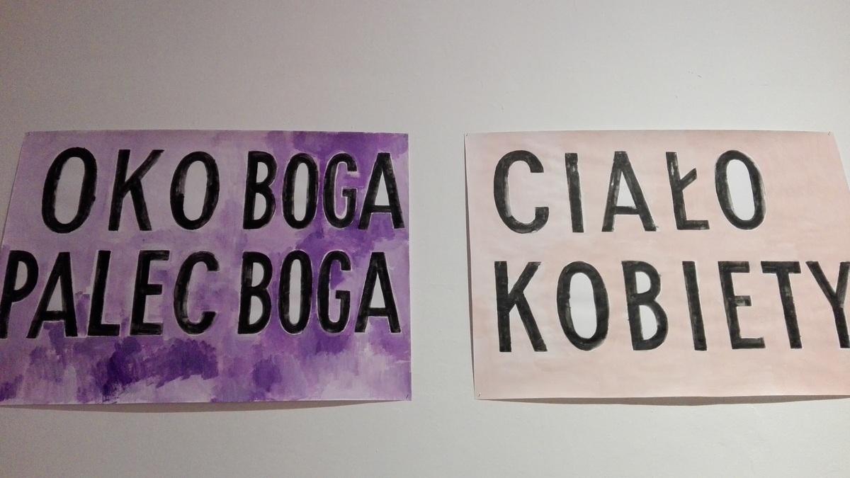 wystawa  Polki, patriotki, rebeliantki galeria Arsenał - Marcel Skierski