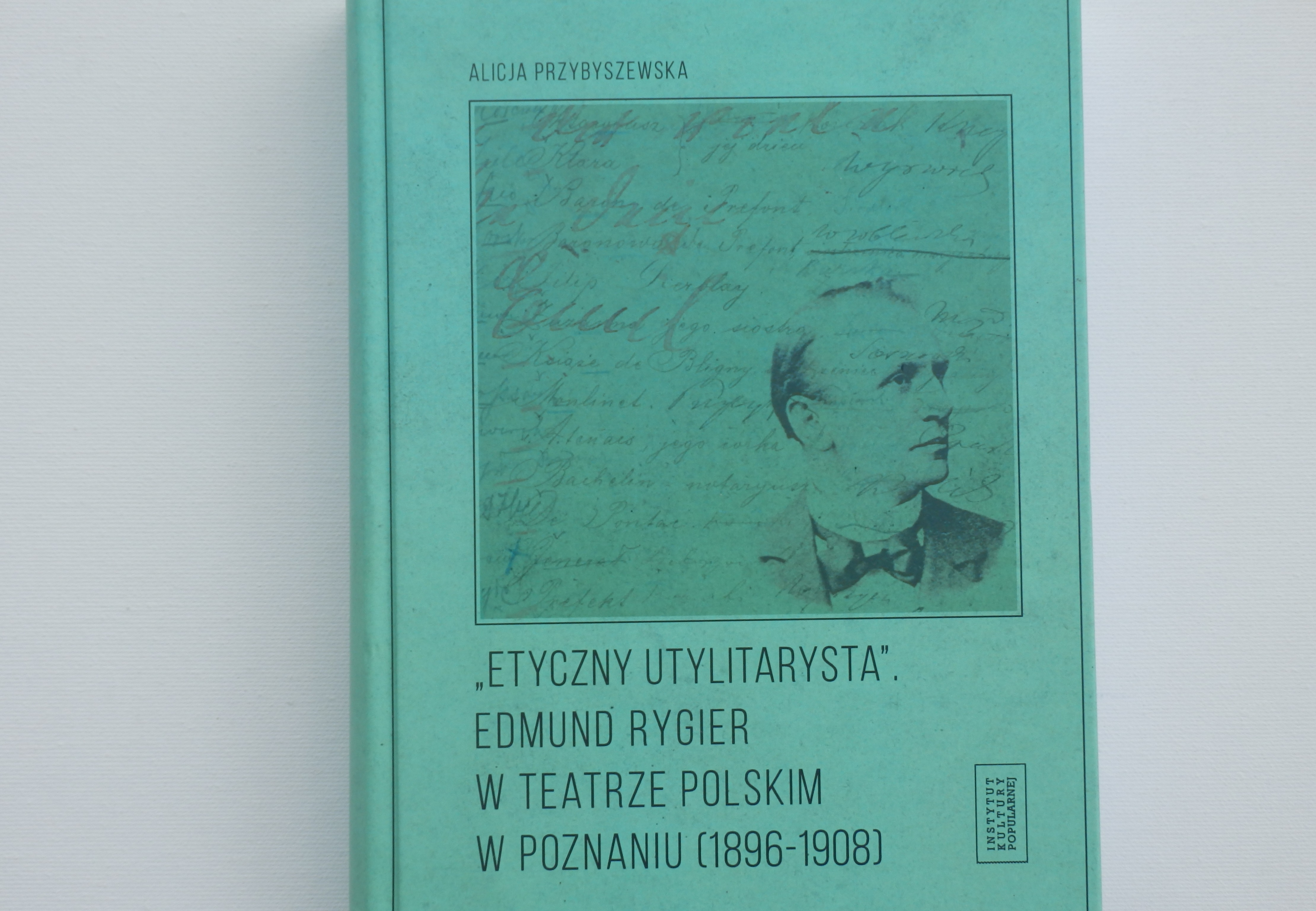 Przybyszewska książka - Maciej Mazurek