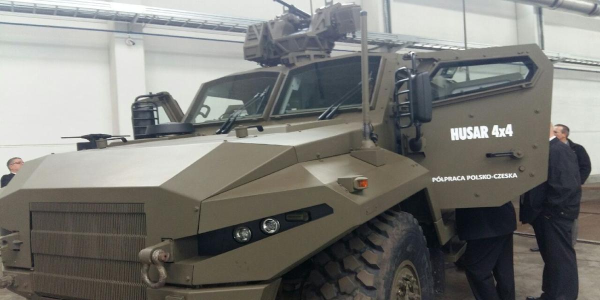 pojazdy wojskowe zakłady cegielskiego - Magdalena Konieczna