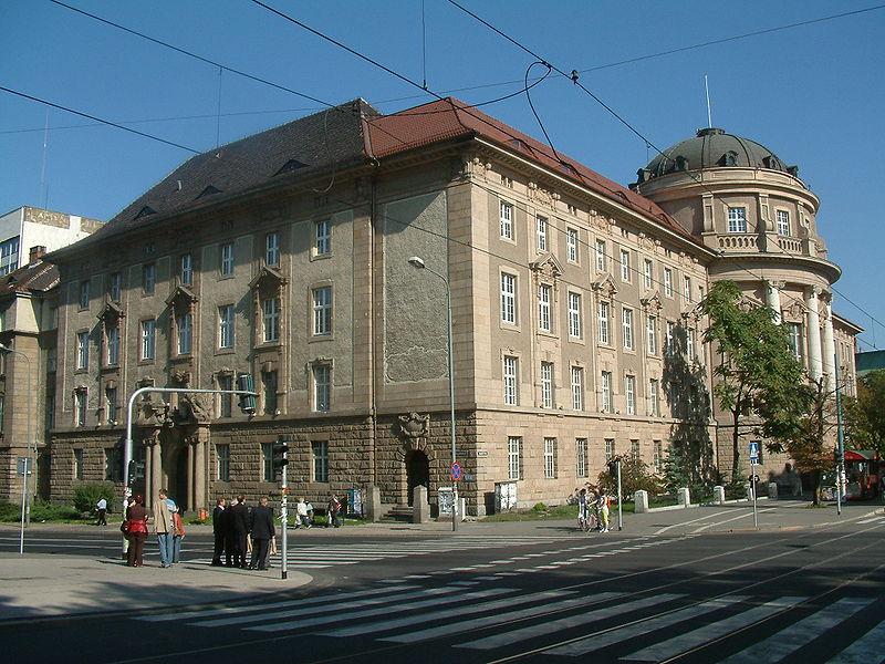 Uniwersytet Medyczny w Poznaniu - CC: Wikimedia Commons: Radomil Talk