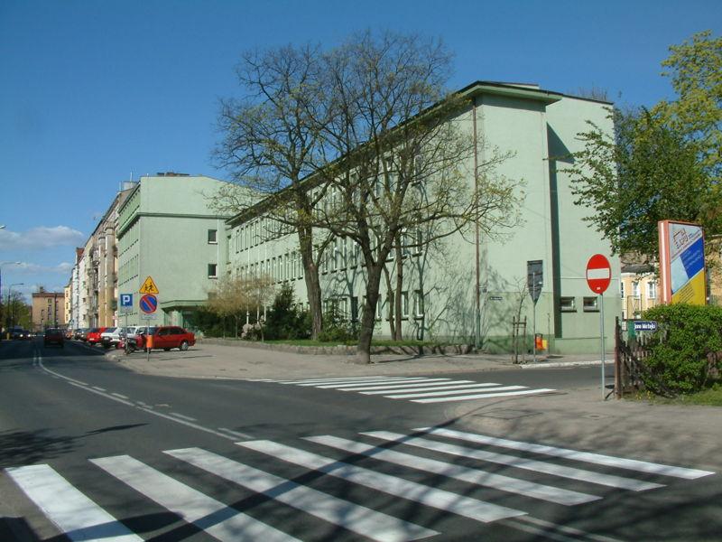 II LO Poznań - CC: Wikimedia Commons: Radomil Talk
