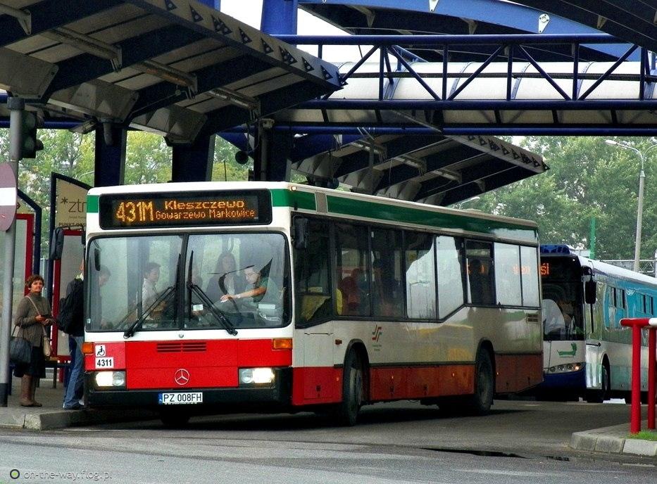 kleszczewo autobus - flog.pl