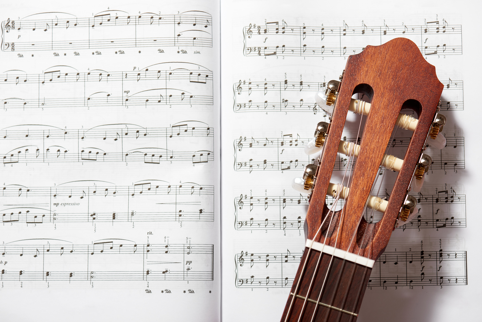 gitara muzyka - Fotolia