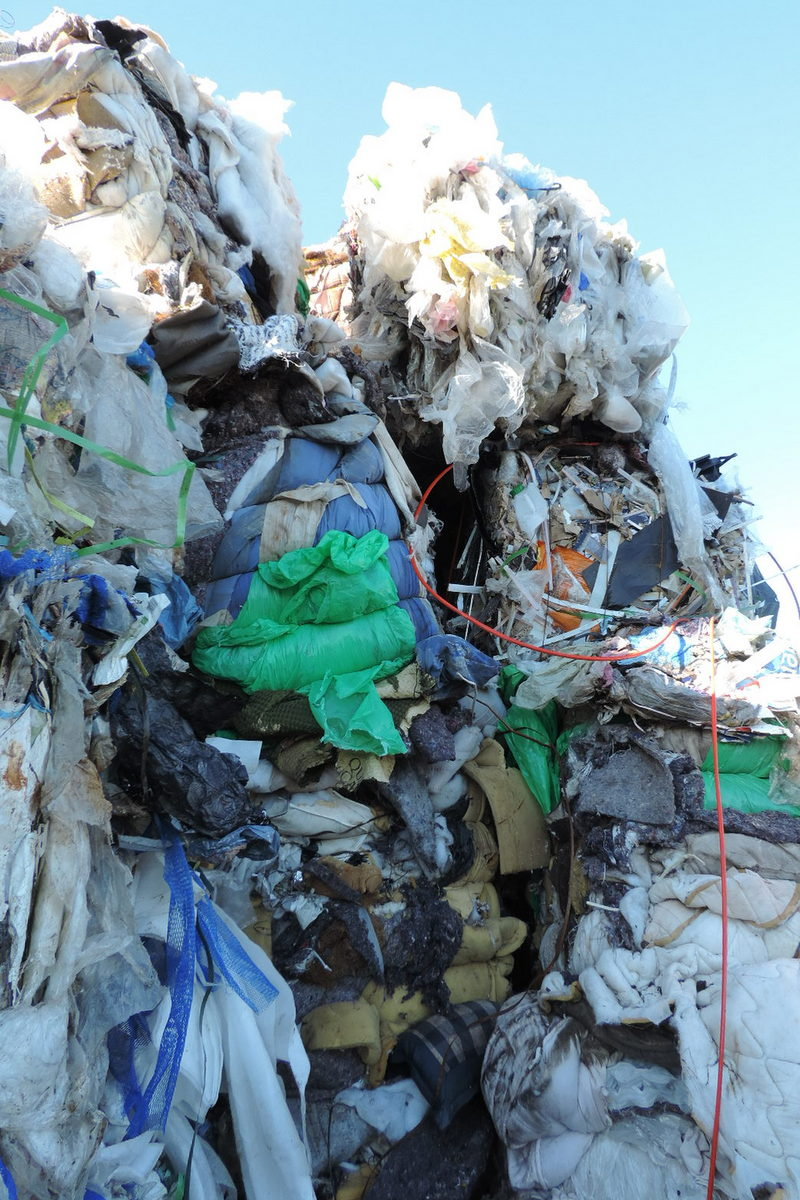 opony składowisko śmietnisko śmieci gębarzewo - Rafał Muniak