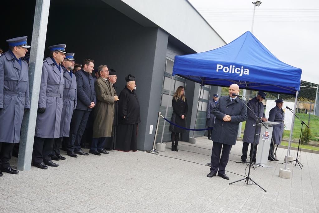 nowy komisariat w Dopiewie - Wojewódzki Urząd Wojewódzki