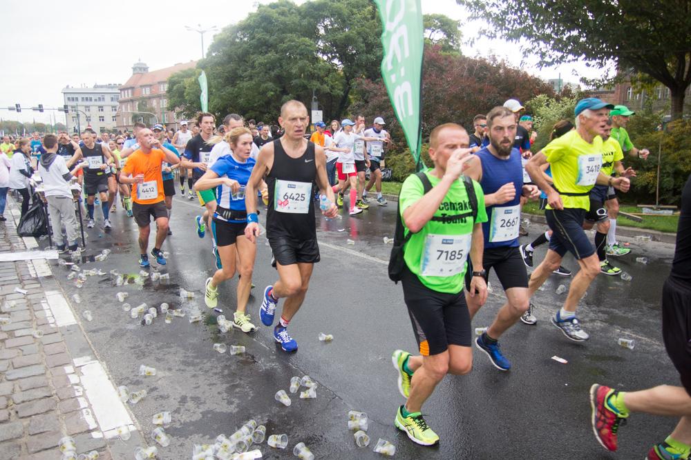 poznań Maraton 2017 - Tomasz Żmudziński