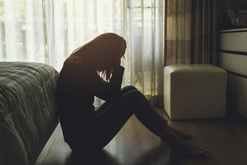 depresja smutek żałość - Fotolia