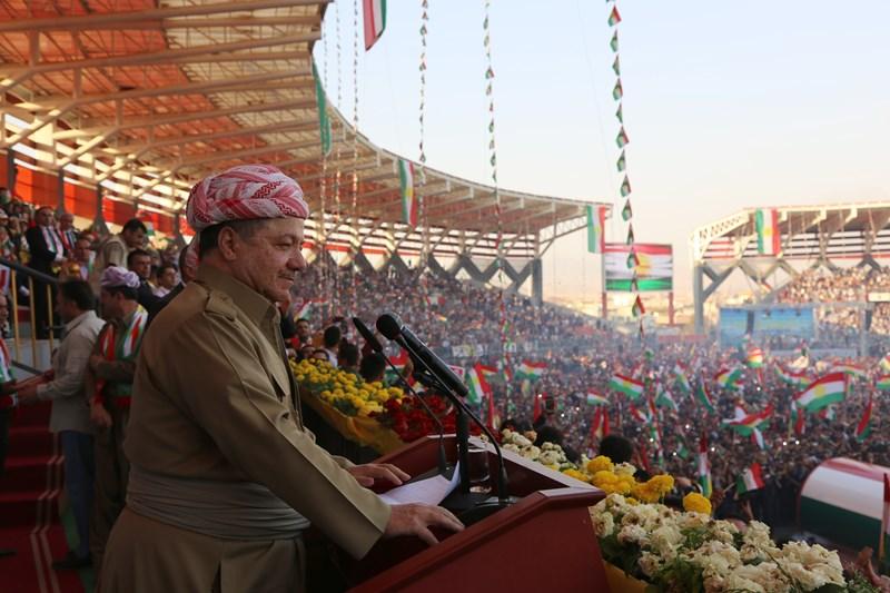 kurdystan prezydent masoud barzani - Kurdistan Region Presidency