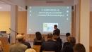 Łowcy burz konferencja / Michał Jędrkowiak