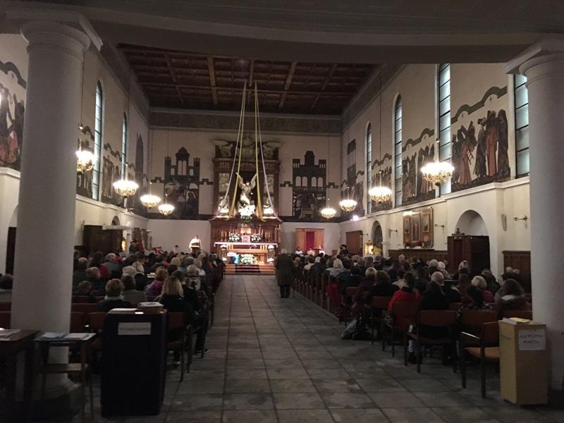 msza kościół - Adam Michalkiewicz