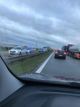 wypadek na A2 - Przemysław