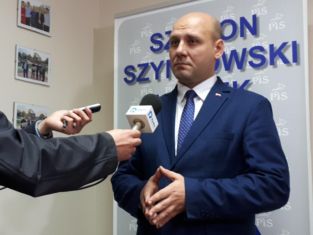 szymon szynkowski vel sek - Karolina Rej