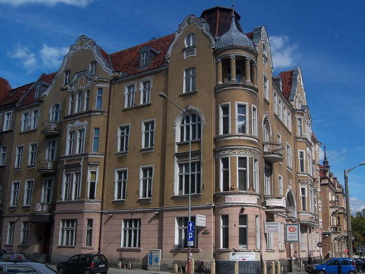 Plac Wyspiańskiego - CC: Wikimedia Commons: Ysbail
