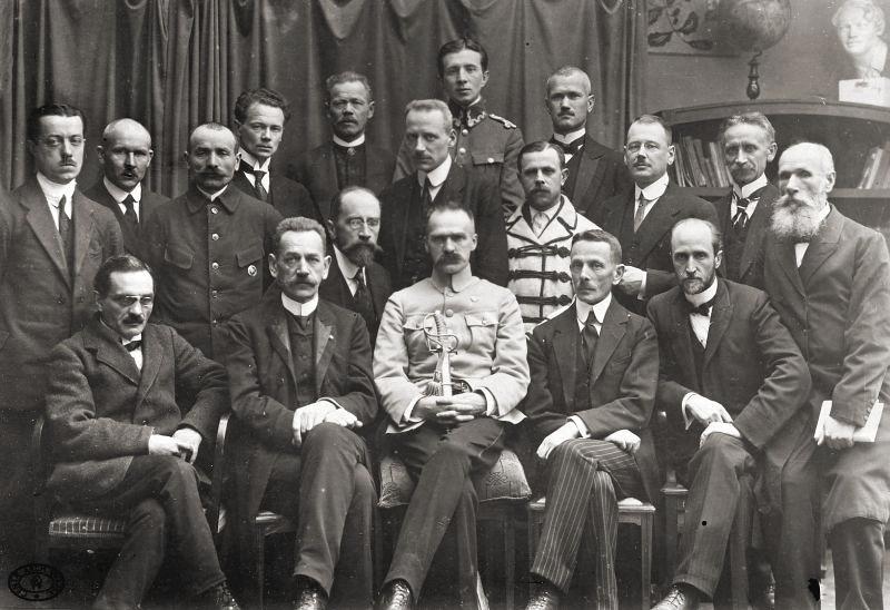 rzad 1918 niepodleglosc - CC: Wikimedia Commons
