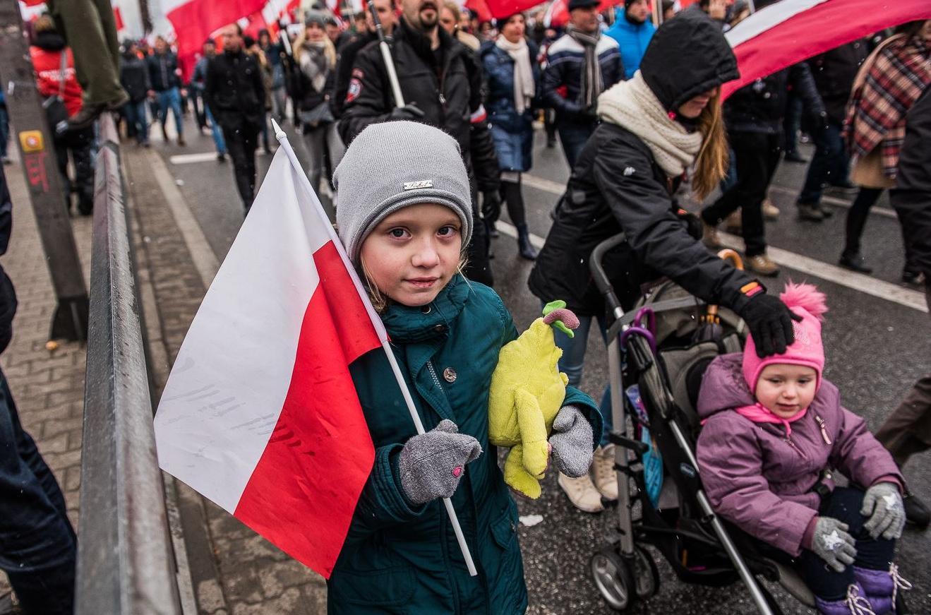 marsz niepodleglosci 2016 - Marsz Niepodległości/Facebook