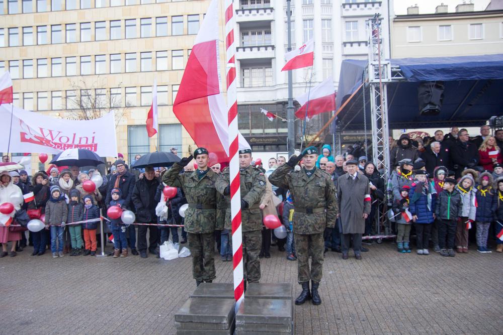 narodowy dzien niepodleglosci swieto 2017 - Tomasz Żmudziński