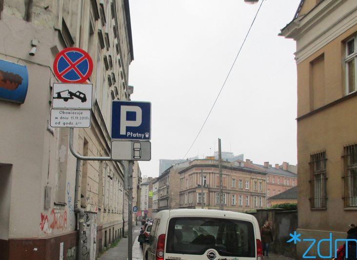 strzałowa zakaz zatrzymywania - www.zdm.poznan.pl