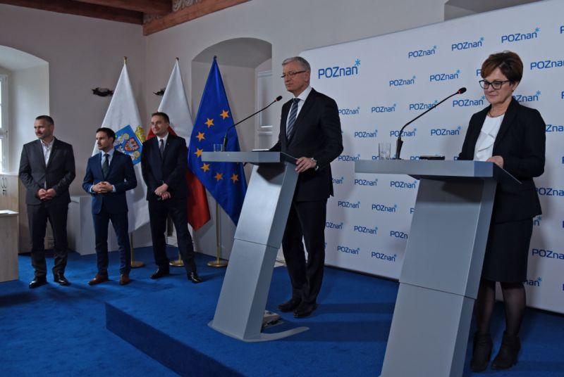konferencja o budżecie poznań - www.poznan.pl