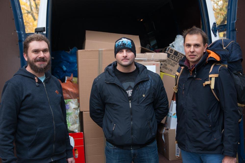 Pomoc dla Kresowian wyjazd z Poznania - Leon Bielewicz
