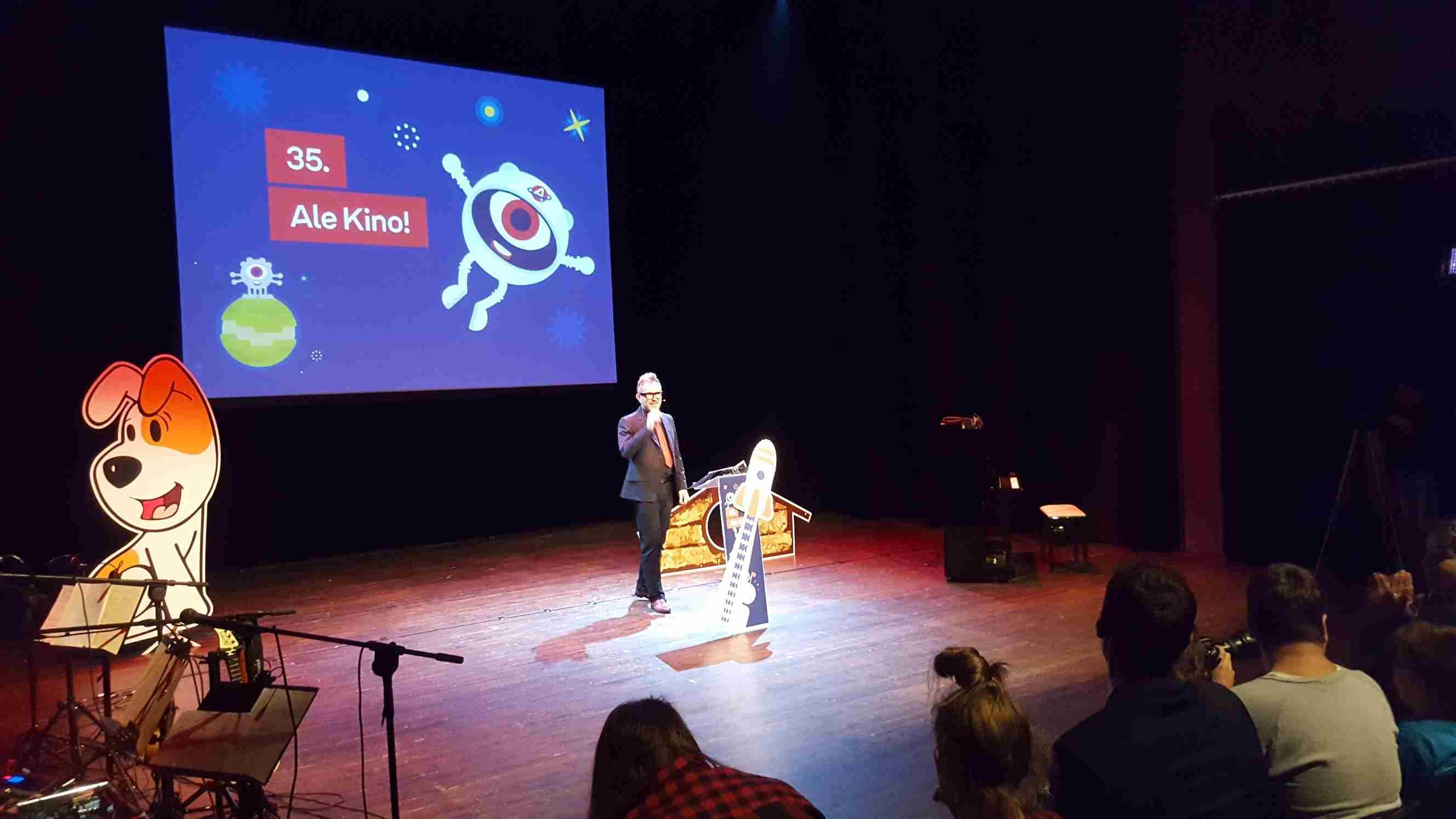 35. Festiwal Ale Kino Poznań - Michał Jędrkowiak