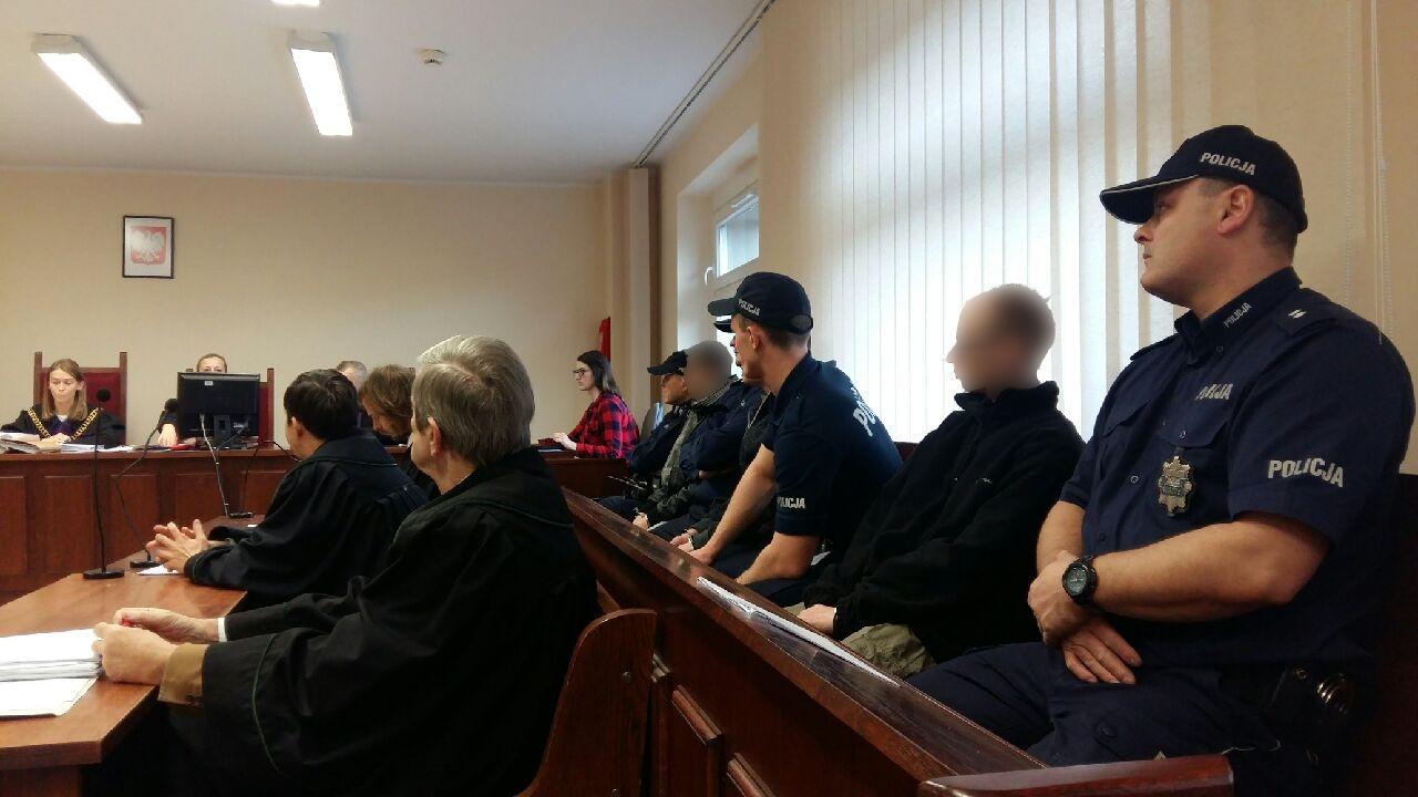 sąd zabójstwo w sierakowie  - Magdalena Konieczna