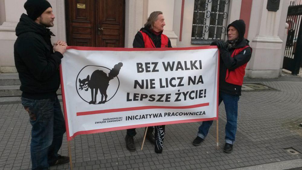 podwyżki budżetówka poznań - Jacek Butlewski