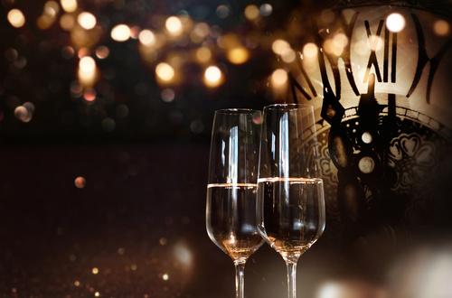sylwester nowy rok zabawa - Fotolia