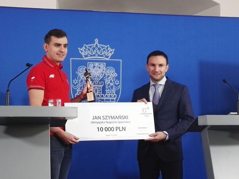 jan szymański - Dawid Cytrowski