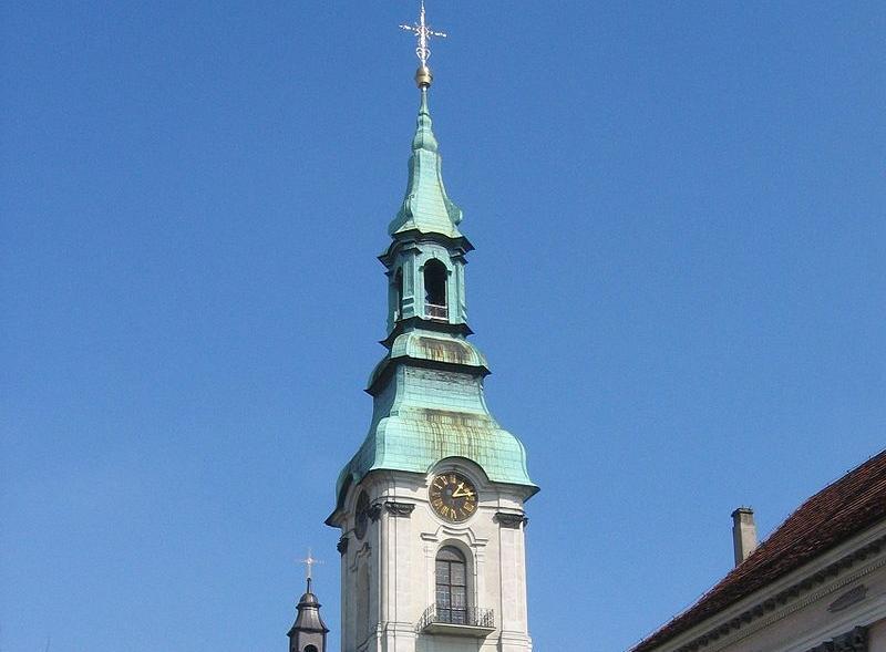 kalisz kościół św. józefa