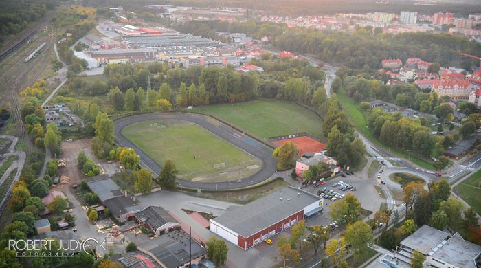 stadion piła - Robert Judycki - Powiat.Pila.pl