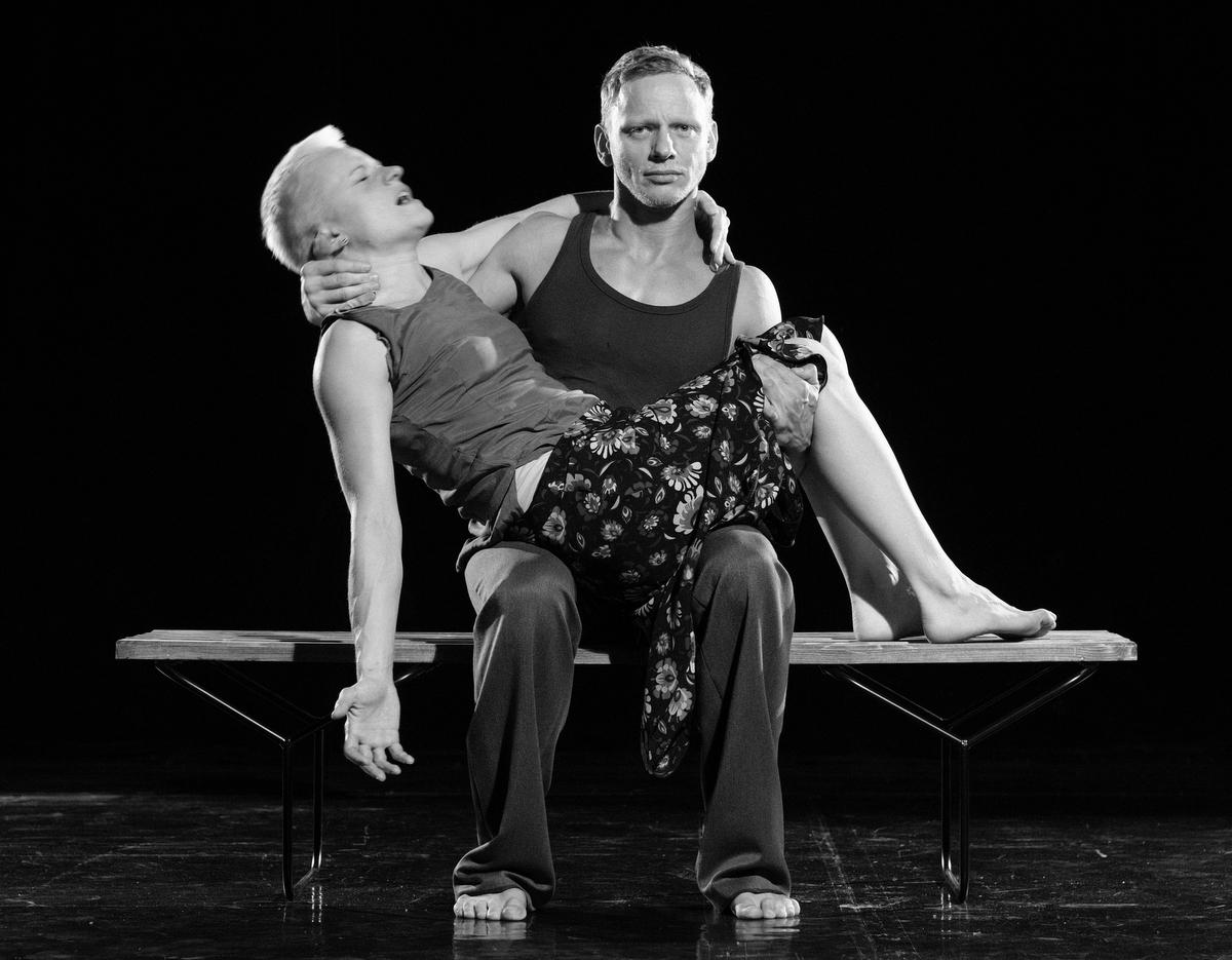 Polka Polski Teatr Tańca - Andrzej Grabowski