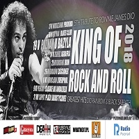 19 MAJA, KING OF ROCK AND ROLL 2018