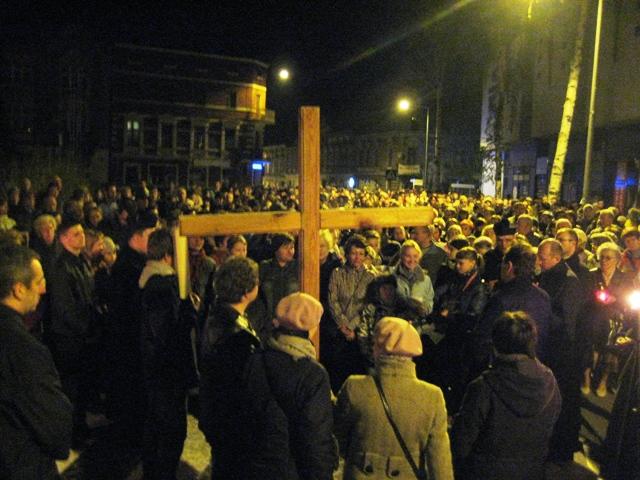 Droga krzyżowa - Środa Wlkp. - Rafał Regulski