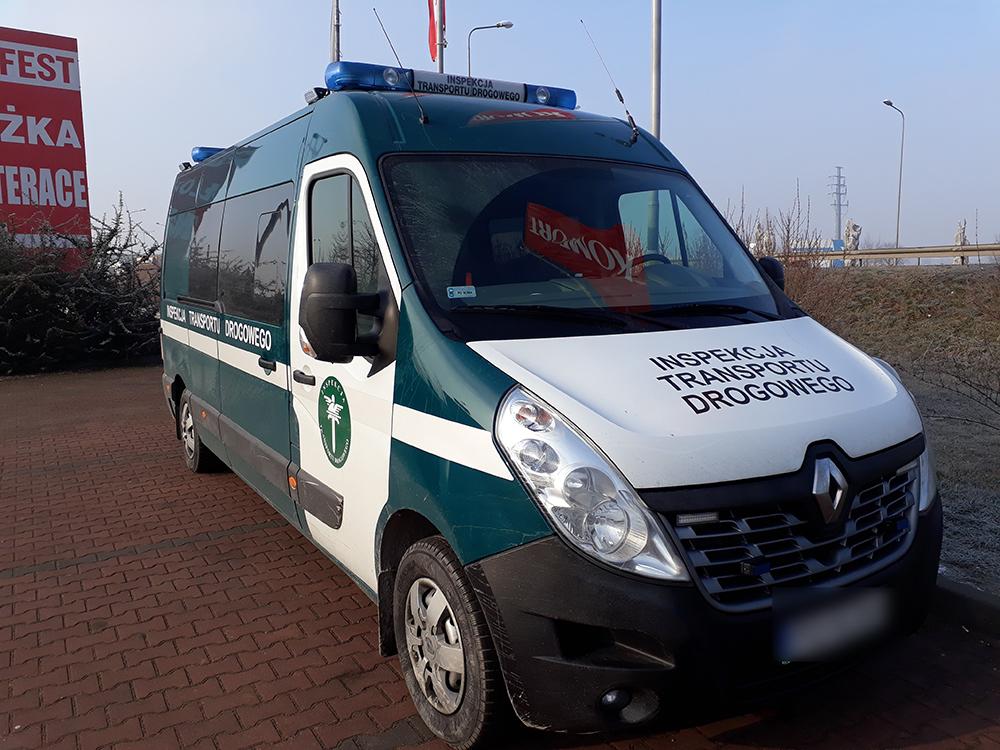 kontrole autokary ITD Inspekcja Transportu Drogowego - Piotr Jaśkowiak