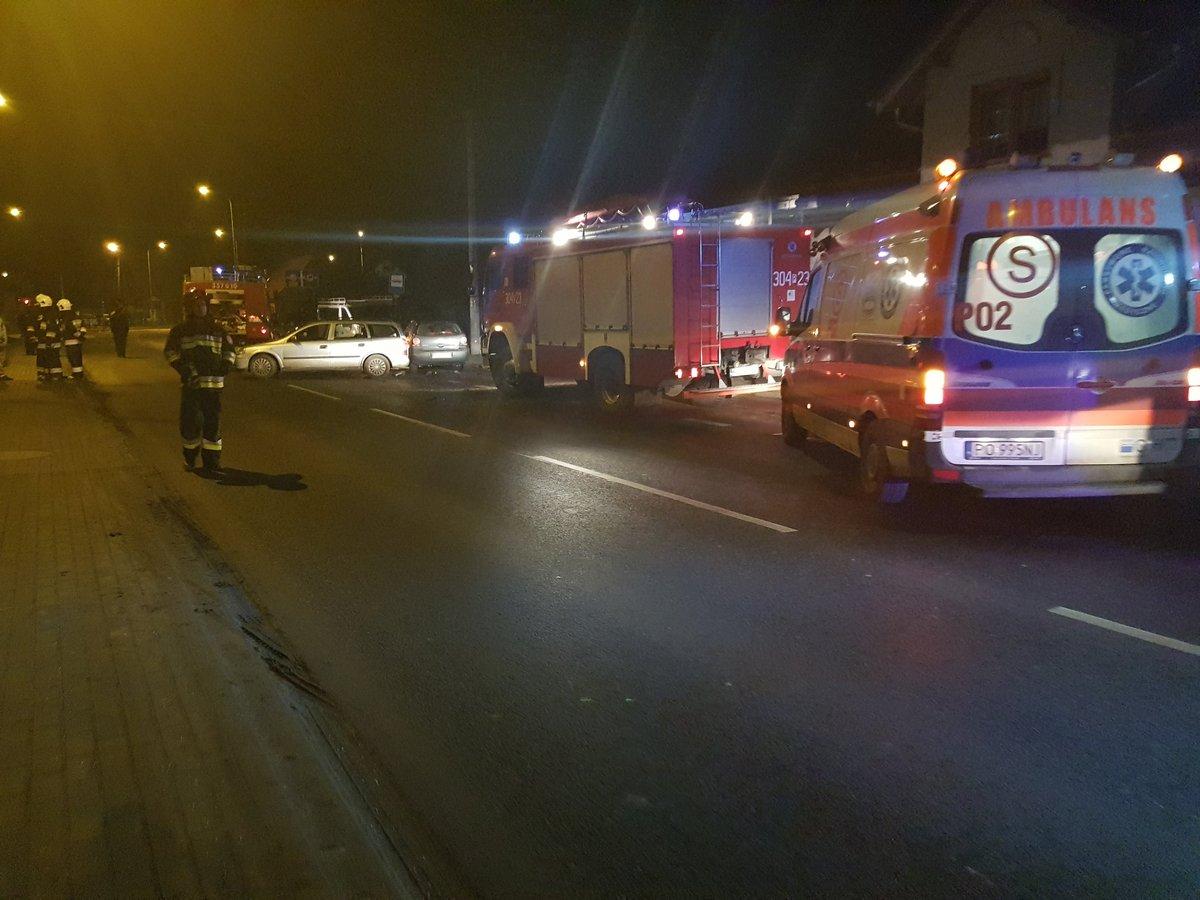mrowino wypadek - Emil Górny