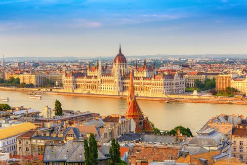 Budapeszt - Fotolia