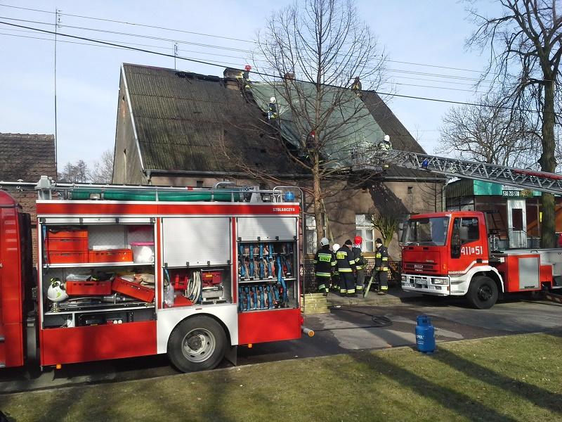 pożar połajewo5 - Andrzej Ciborski