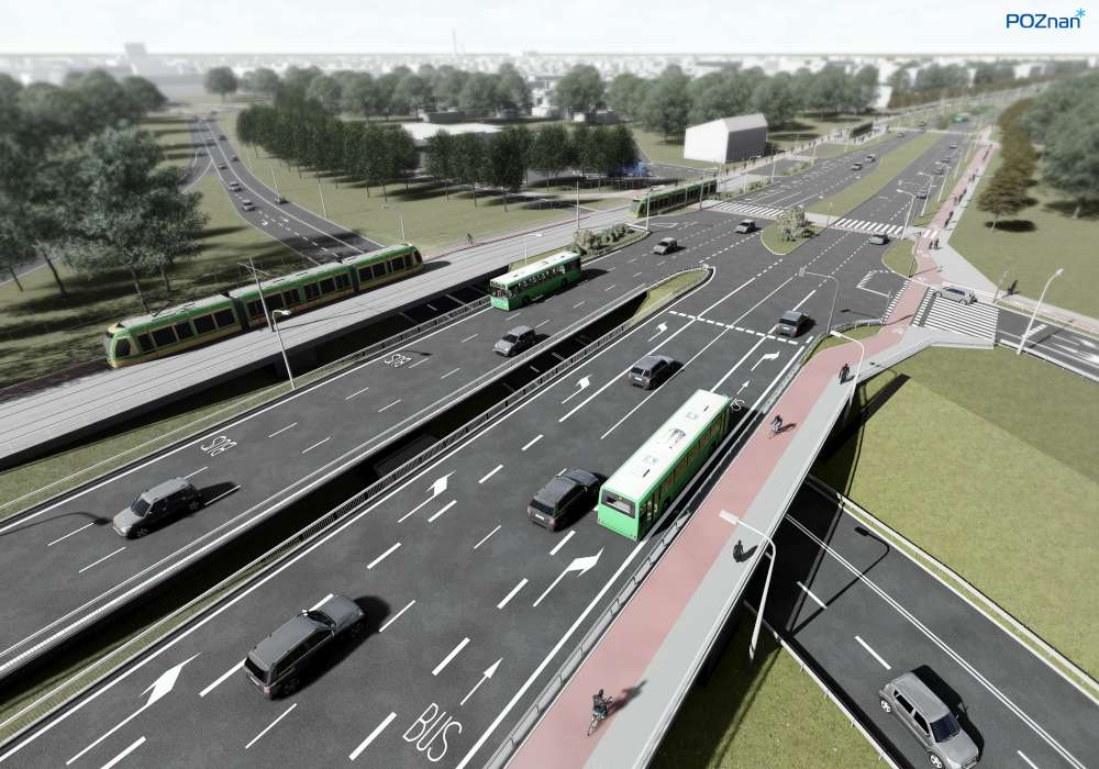 tramwaj na naramowice - ZTM Poznań