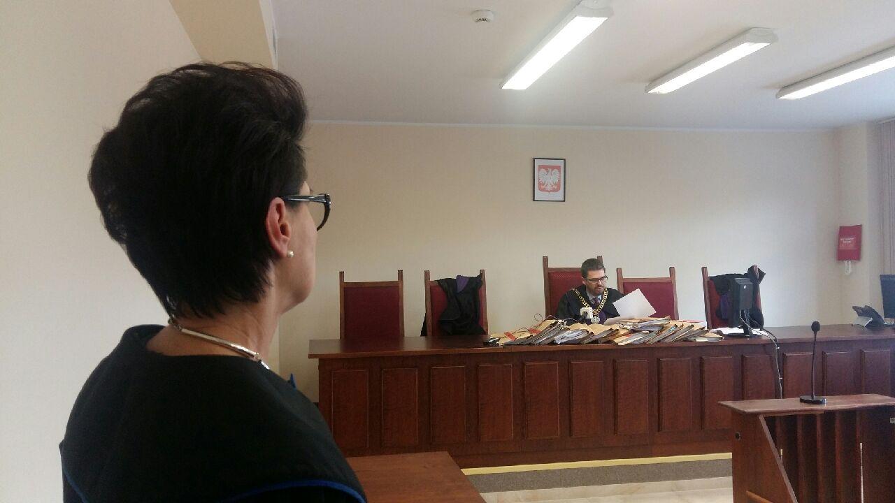 kasjerki wyrok wbk - Magdalena Konieczna