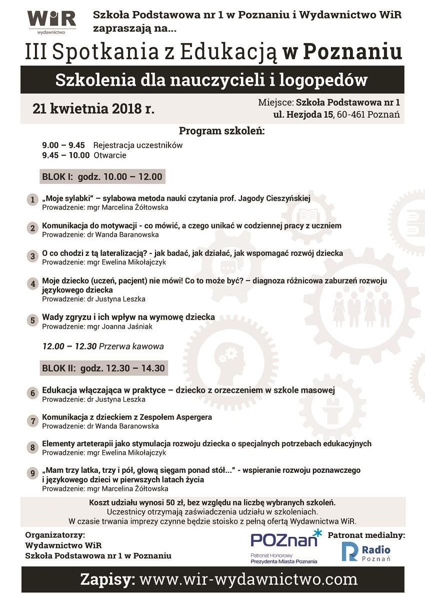 Poznań2018_Program(1) - Materiały prasowe