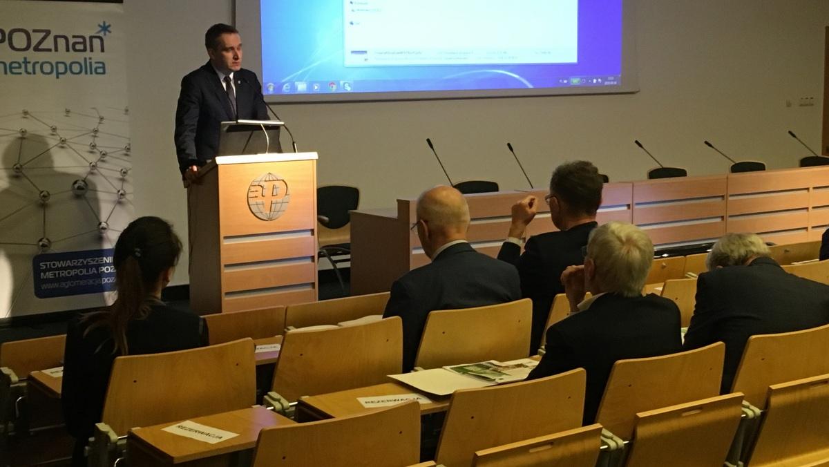 IX forum klimatyczne - Piotr Jaśkowiak