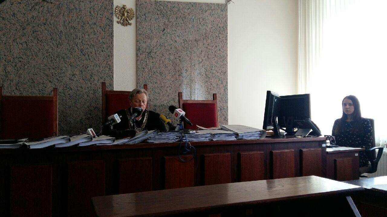 sąd posiedzenie tomasz j - Magdalena Konieczna