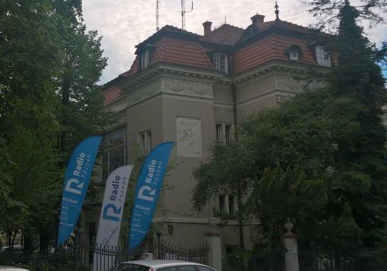 budynek radia poznań - Radio Poznań