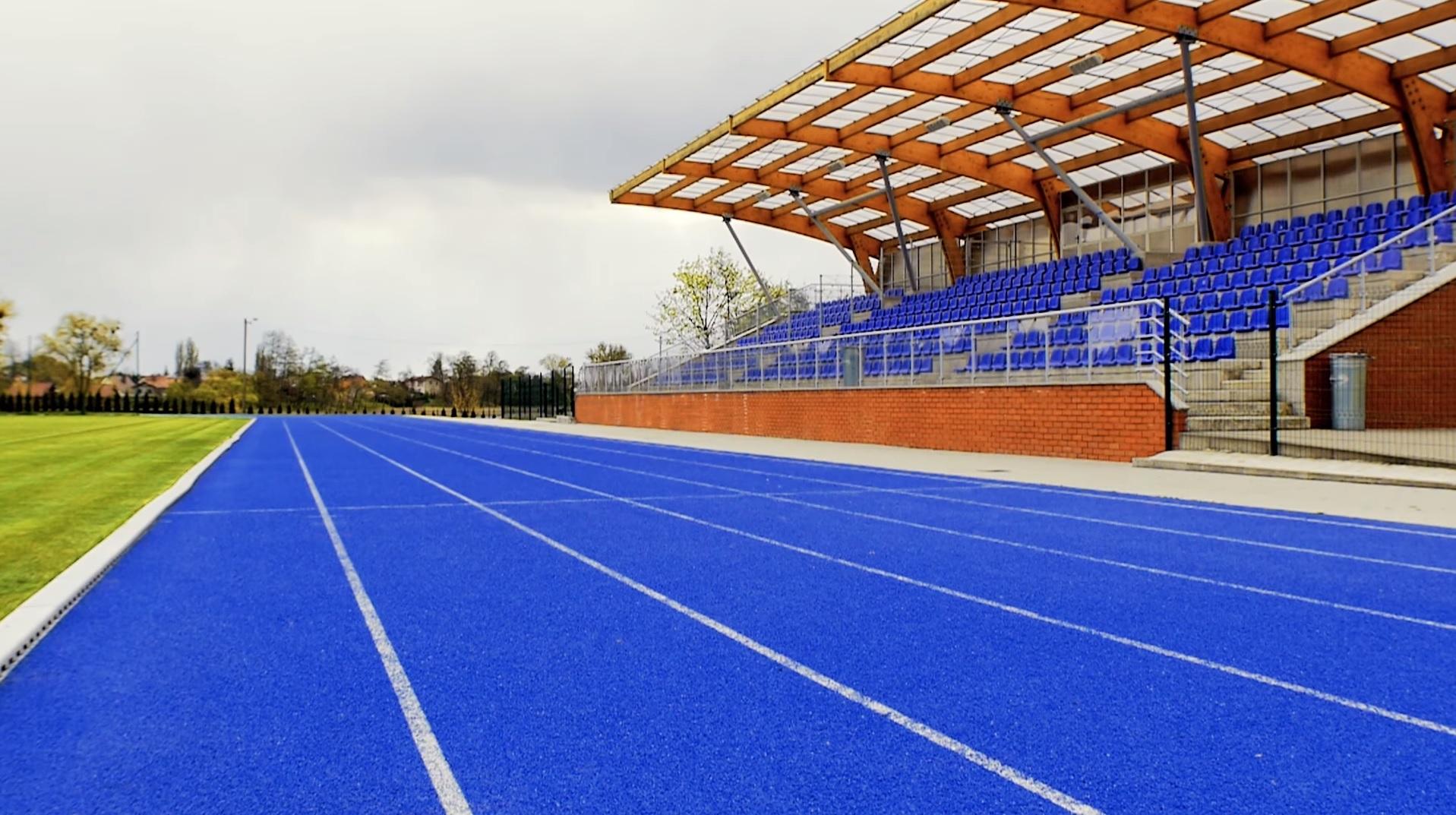mostir międzychód stadion bieżnia - Kacper Witt